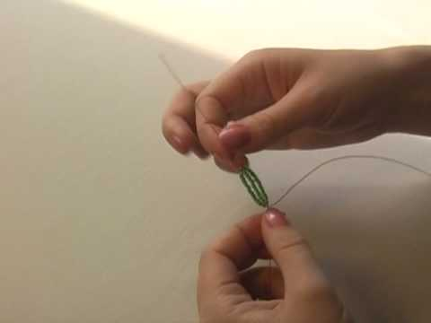 кирпичное плетение бисером мастер класс. берёзы из... красивые изделия из бисера. плоские игрушки из бисера схемы...