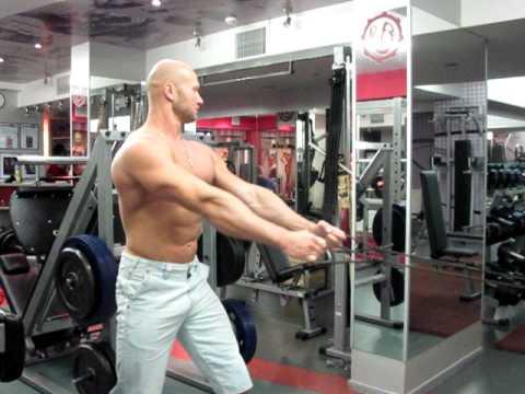 Посмотреть ролик - Коллекция: Как накачать спину - 133. Тренировка мышц сп