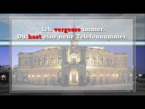 Придаточные предложения - 5 урок видео курса Немецкий язык для начинающих