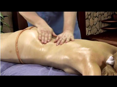 расслабляющий массаж подруге видео онлайн