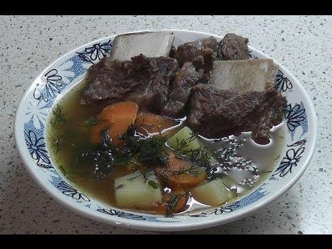 Как приготовить шурпу в домашних условиях рецепт из говядины