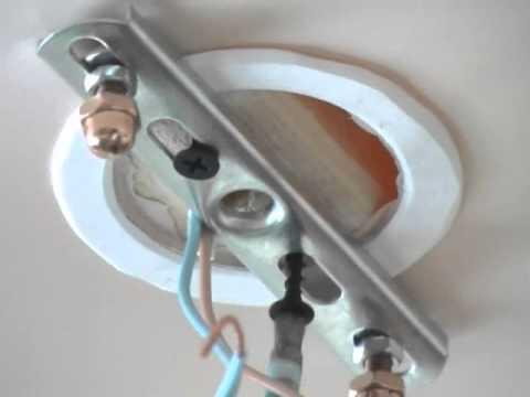 Люстры на натяжной потолок своими руками